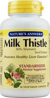 Milk Thistle - Benefits and Side Effects