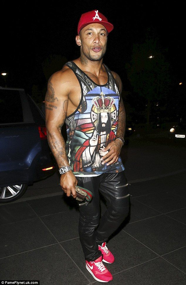 'The name doesn't ring a bell': David McIntosh claims to not know Chanelle Hayes after she says he was a stingy date