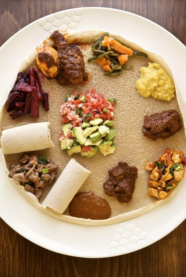 Introduction to Somali Food