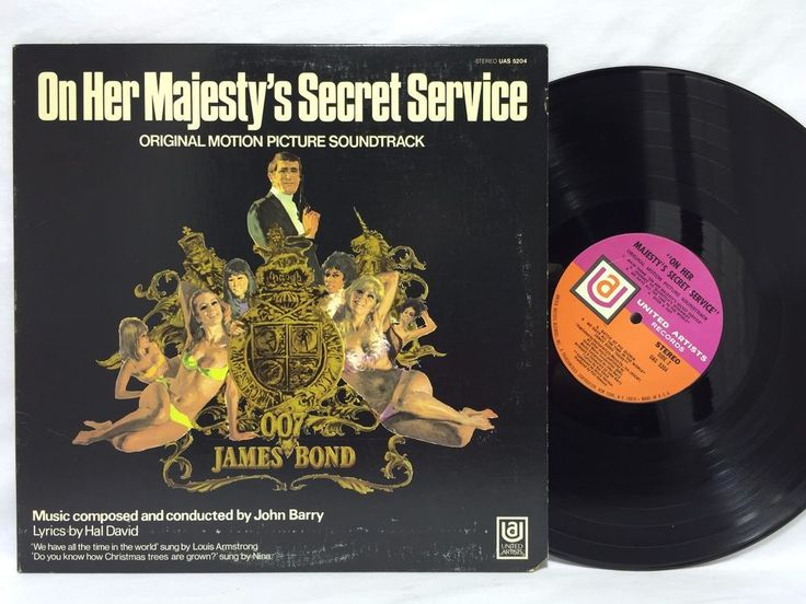 John Barry On Her Majesty S Secret Service Soundtrack