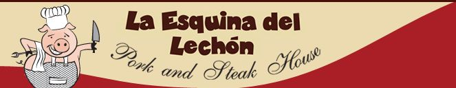 La Esquina del Lechon. Pork and Steak House. Thursdays through Sundays when they serve the entire hog cooked out back in a caja china. 8601 N.W. 58th Street 33178