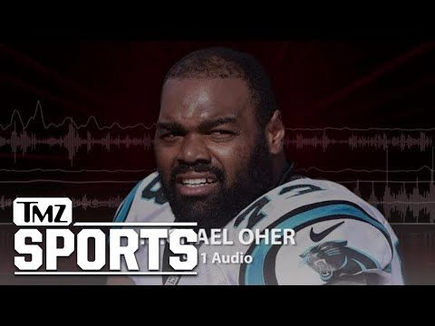 Michael Oher Frantic 911 Call: 'He's Attacking Me Right Now!' | TMZ Sports