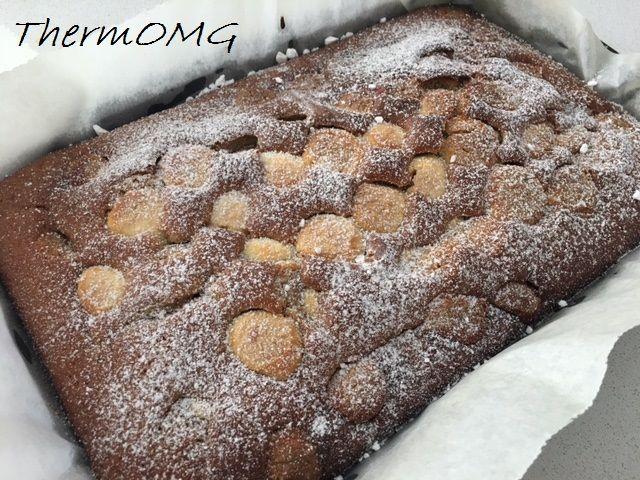 Caramel Cake - ThermOMG
