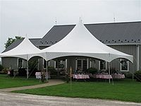 The Tracy Barn Event Center at Quailcrest Farms in Wooster ...