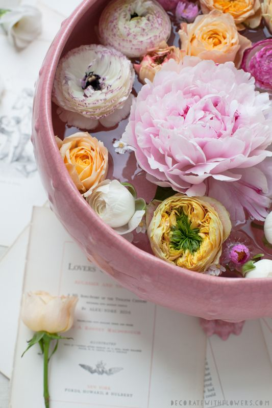 "Photo out take from ""Decorate With Flowers"", a new book now on pre-order from Holly Becker and Leslie Shewring. Visit http://www.decoratewithflowers.com for more information and photos to pin! #decoratewithflowers"