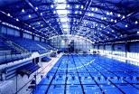 The Nassau County Aquatic Center is one of the finest swimming facilites in the U.S.. It hosts international and domestic aquatic events in all disciplines (swimming,diving, synchronized swimming and water polo).