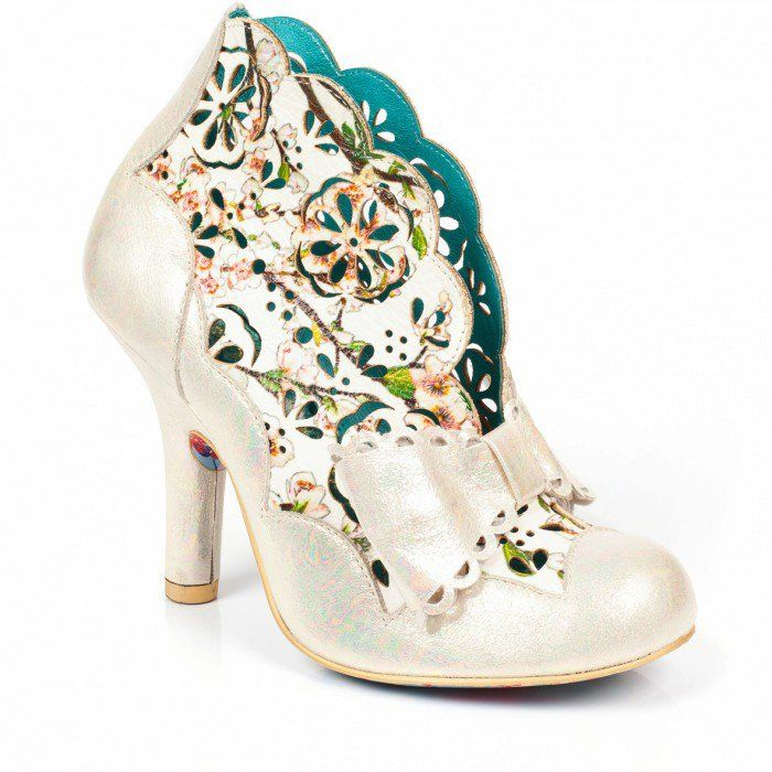 Quirky Wedding Shoes - Match Your Theme