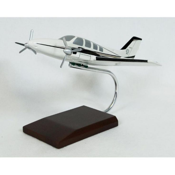 Daron Worldwide Hawker Beechcraft Baron Model Airplane - KBBG58T