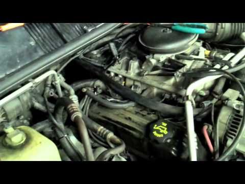 45 Where S The Crankshaft Position Sensor And How To Fix It Grand Cherokee V8 Youtube