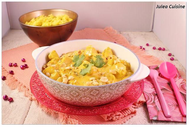 Julea Cuisine - Ma petite cuisine au quotidien: FoodistaChallenge#19 - Poulet…