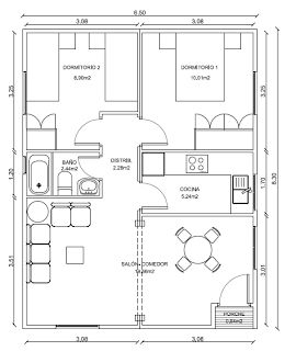 1000 images about planos on pinterest house plans one - Planos casas prefabricadas ...