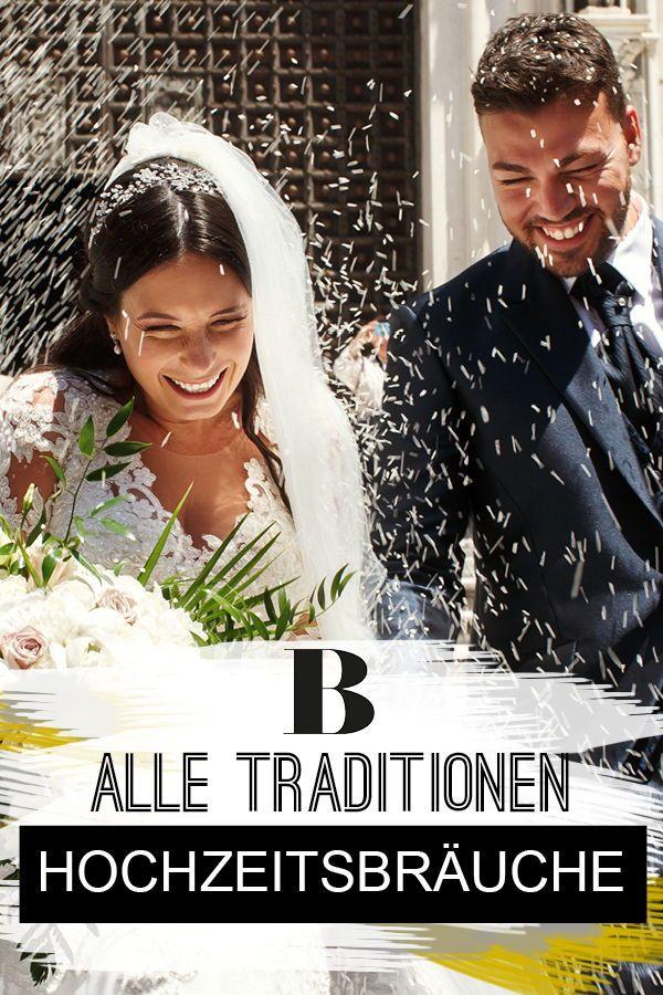 pretty nice 0c7d5 6ee9f Hochzeitsbräuche: Die schönsten Traditionen | Hochzeit ...