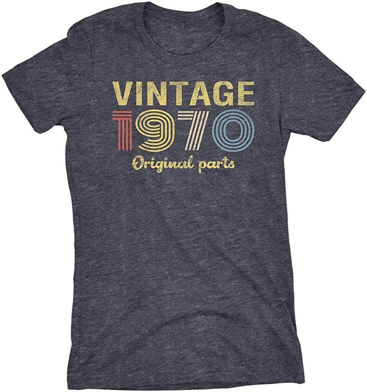 VELVETY 50th Birthday Shirts for Women, Velvety Print