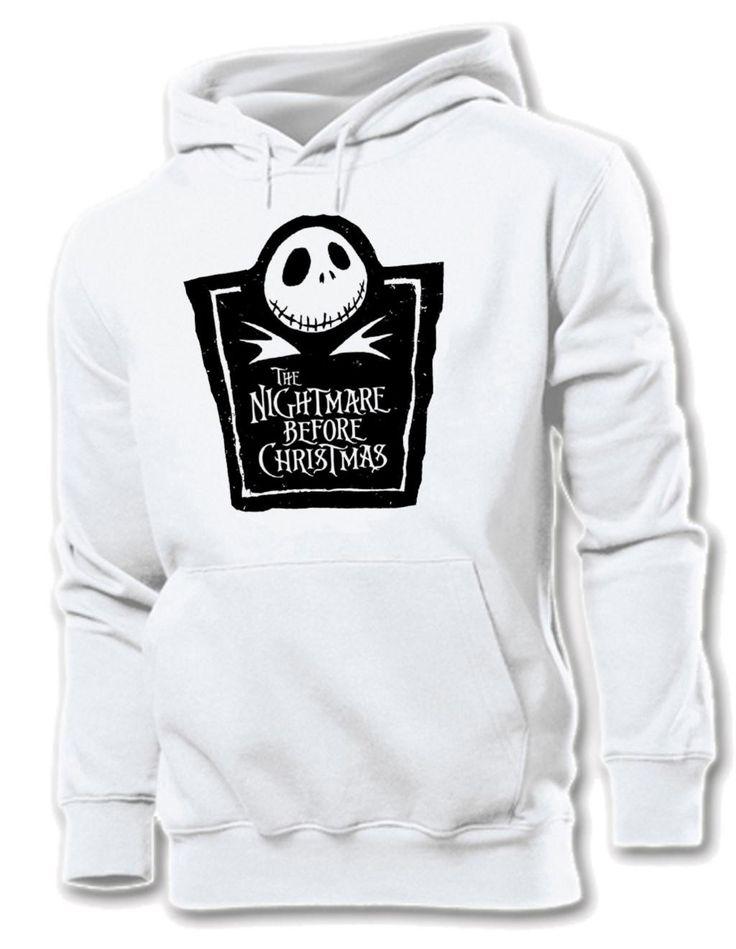 The Nightmare Before Christmas Jack Skellington Graphic Hoodie