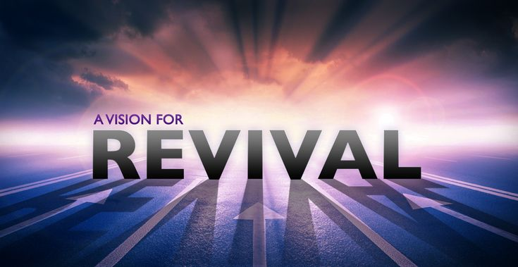 "A Vision For Revival - Various people use the term ""revival"" to mean different things. But understanding true revival is important. Listen as a group of men from Life Action Ministries help you understand what revival is, answer some practical questions about it, and show what it might look like in our day.    http://www.reviveourhearts.com/resource-library/Programs/p/Revive%20Our%20Hearts/series/A%2520Vision%2520for%2520Revival/"