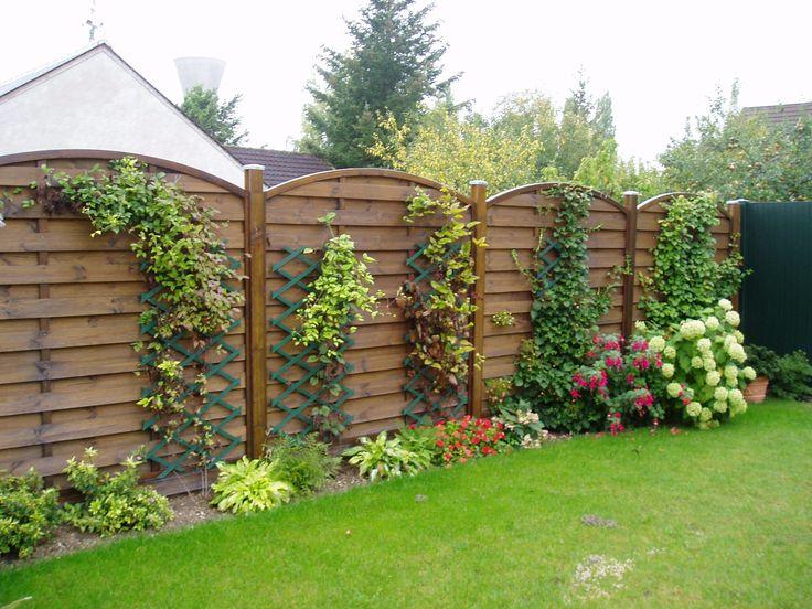 Les 25 meilleures id es concernant brise vue jardin sur for Idee de parterre de jardin