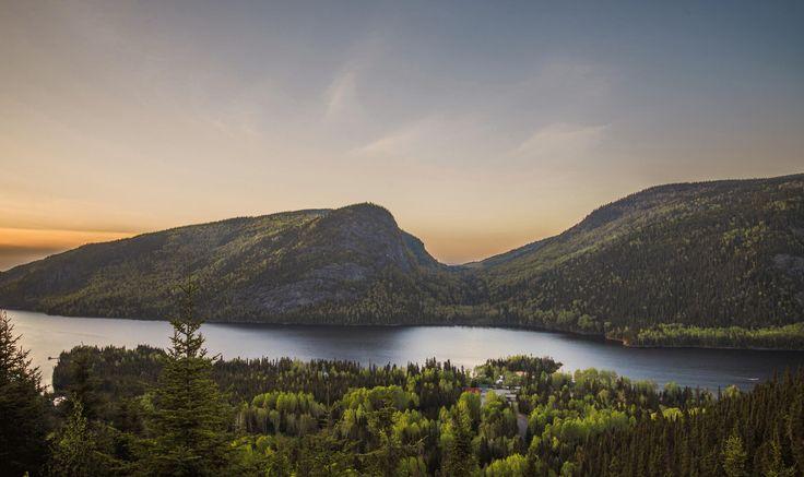 Fjord Saguenay Landscape by Michael Morin-Ouellet on 500px