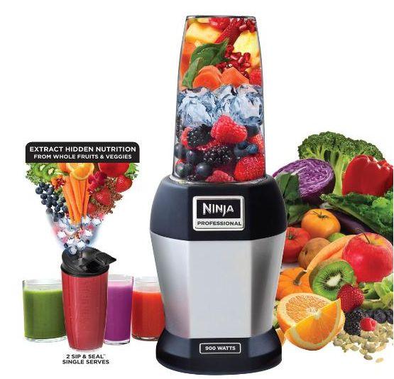 Noel Leeming Gift Ideas for the Culinary Dad - Ninja Nutri Ninja Nutri Ninja Blender, $199 + 7 Fly Buys points