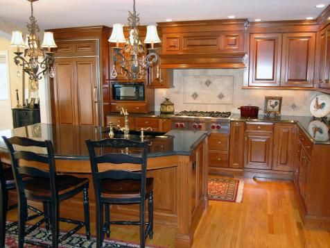 Inspired Examples Of Granite Kitchen Countertops