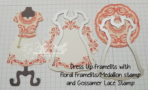 Dress up framelits how to