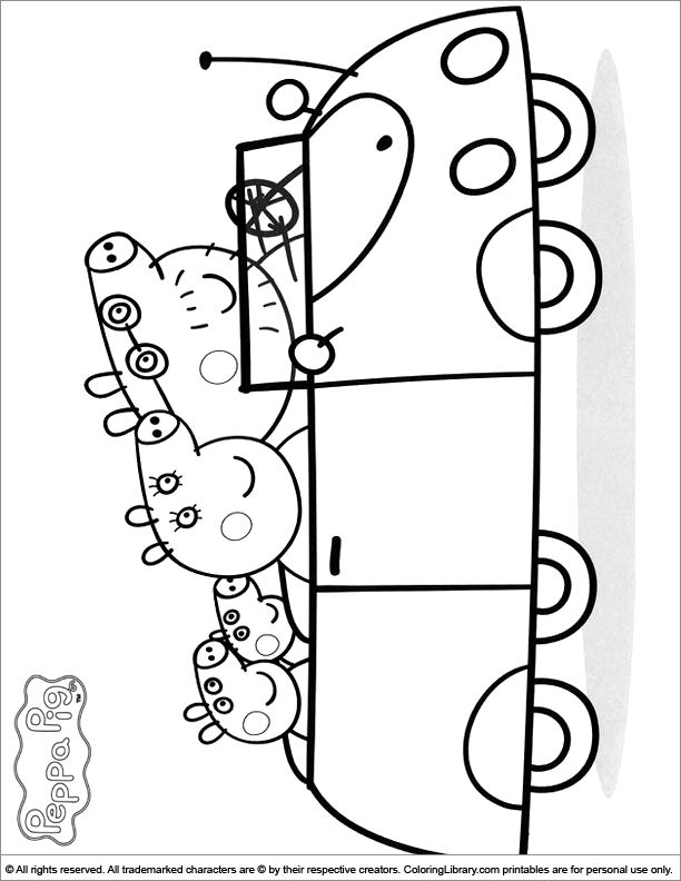 364 best Jade images on Pinterest Piglets, Pigs and Little pigs - new free coloring pages for peppa pig