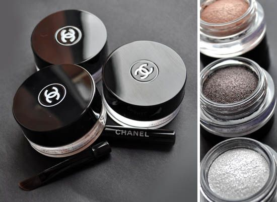 Chanel Illusion D'ombre shadow - LOVE these!: Makeup