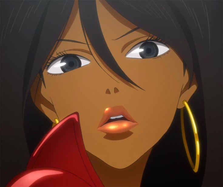 Michiko Malandro Anime: Michiko to Hatchin Race: African-Brazilian