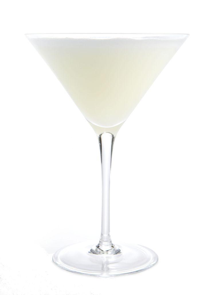 White Lady (gin, Cointreau, lemon juice, egg white)