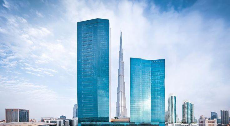 Booking.com: Hôtel Sofitel Dubai Downtown - Dubaï, Émirats