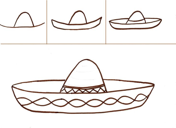 Sombreros Art class ideas art