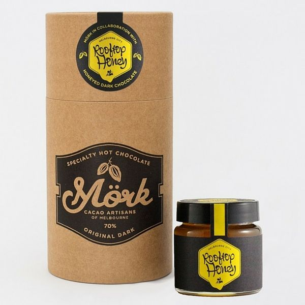 ROOFTOP + MÖRK - The Gift of Good Health #superfoods #probiotics #Chocolate