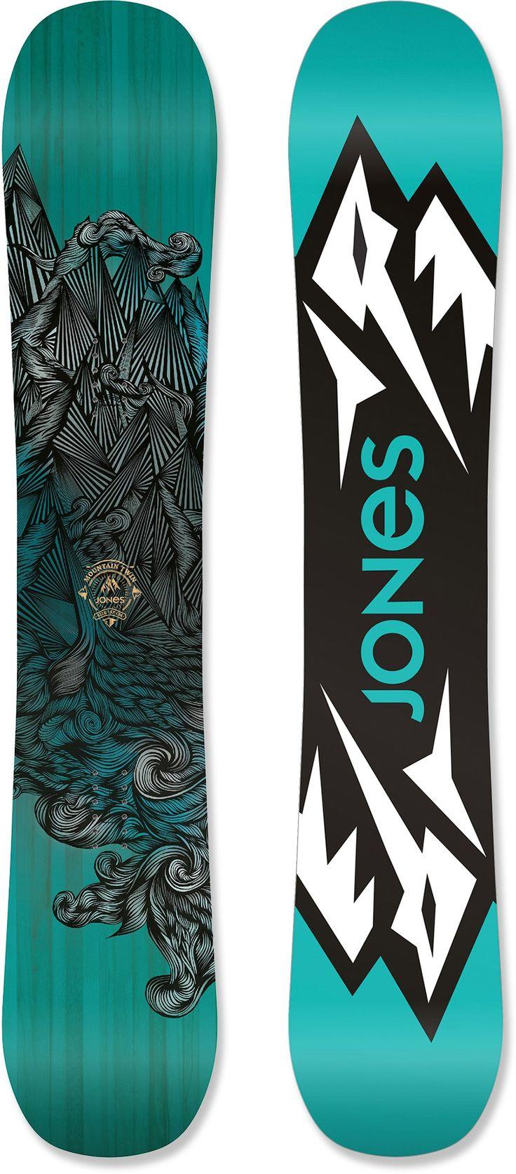Jones Mountain Twin Snowboard - 2014/2015
