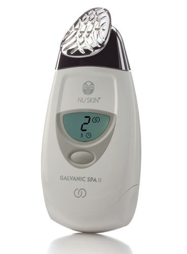 Welcome to the luxury and convenience of youthful spa benefits at home.The specially designed ageLOC® Edition Nu Skin Galvanic Spa System™ II,together with the ageLOC® Transformation daily skin care regimen,gives you the power to maintain a young looking skin by targeting ageing at its source. And now research shows that the ageLOC® Edition Nu Skin Galvanic Spa System™ II boosts the visible benefits of ageLOC® Future Serum by an average of 80%.*  GET IN TOUCH…