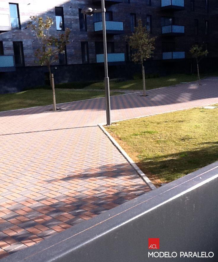 Veja como Ficou! Complexo Habitacional - Porto Pavê - Modelo Paralelo -- Take a look! Housing Complex - Porto Pavê - Paralelo (Parallel) Model #acl #aclouro #acimenteiradolouro #cimenteira #obrarealizada #pavimentodebetao #betao #arquitectura #workdone #concreteflooring #concrete #architecture #architektur