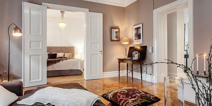 Charming Swedish Style Apartment in Cappuccino Color Swedish - express küchen erfahrungen