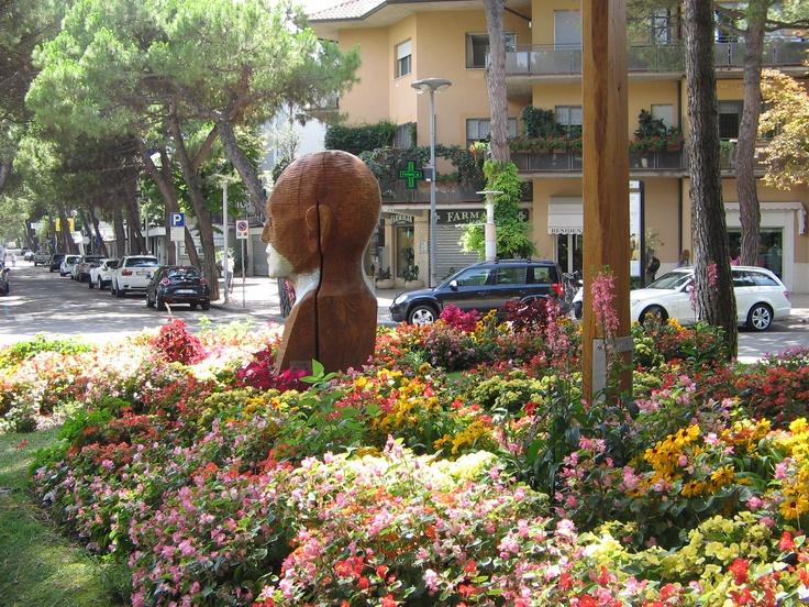 """""""Maggio in Fiore"""", Milano Marittima, (RA), Italy"""