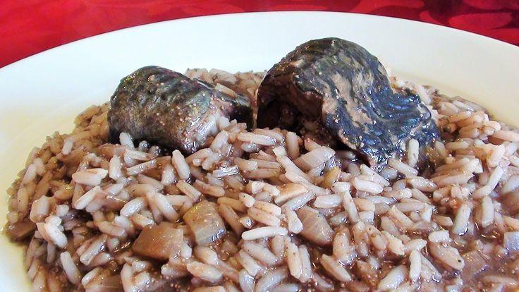 Receita de arroz de lampreia by necasdevaladares