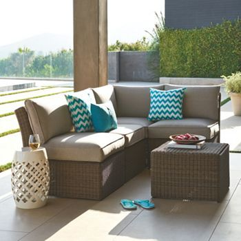 Find This Pin And More On The Great Outdoors By Kohls. Back Deck Furniture  Idea