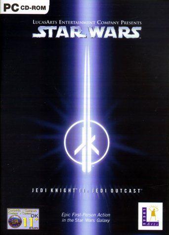 From 1.50 Star Wars Jedi Knight Ii: Jedi Outcast (pc Cd)