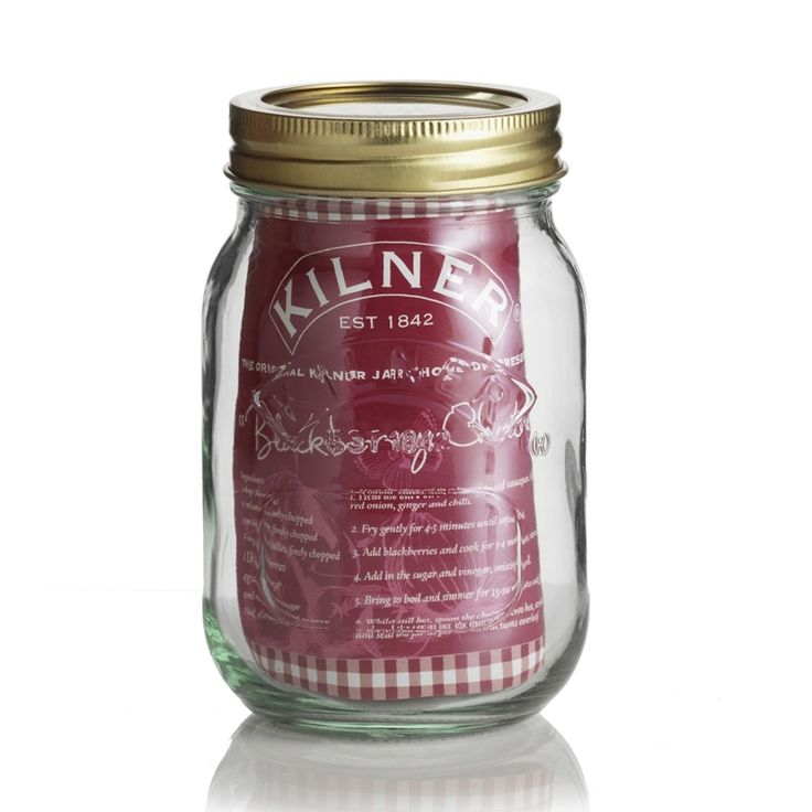 £2.19 - Kilner Preserve Jar - 500ml