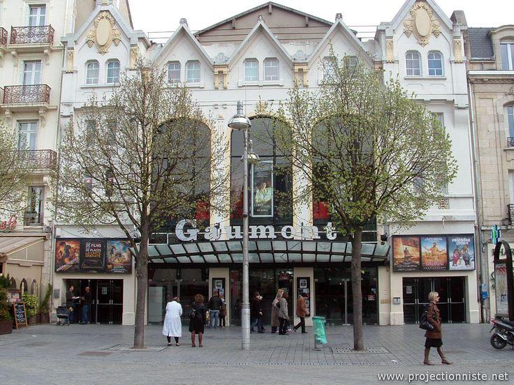 Cinéma gaumont, place d'erlon