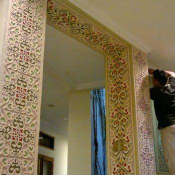 Ornamen GRC | GRC Ornamen & Islamic Calligraphy