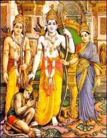 Ramayana: A telling of the Ancient Indian Epic