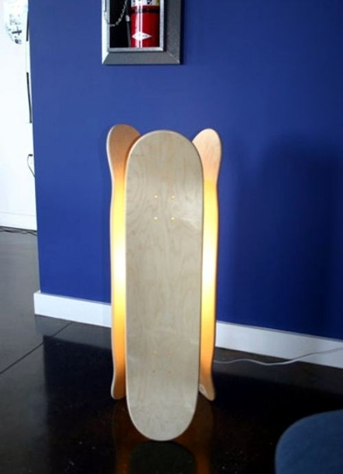 Skateboard Ideas 68 best skateboard furniture images on pinterest   skateboard