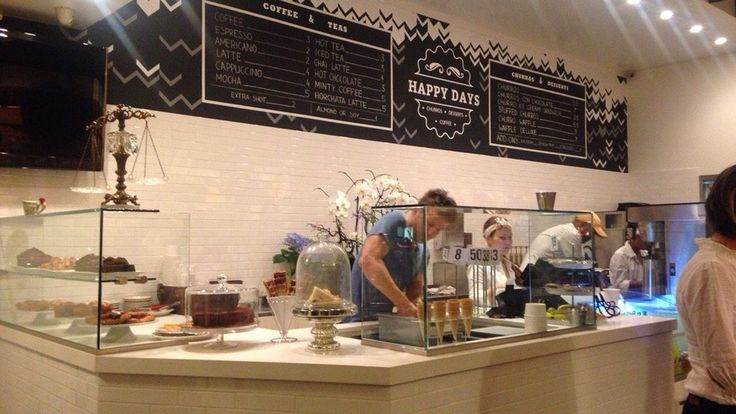 Waffle Churros and Cheap Espresso Shots at Happy Days Cafe in Sherman Oaks - Eater LA