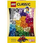 Sealed Lego 10697 Classic Large Creative Box w/ 1500 Pieces & Walmart Exclusive!