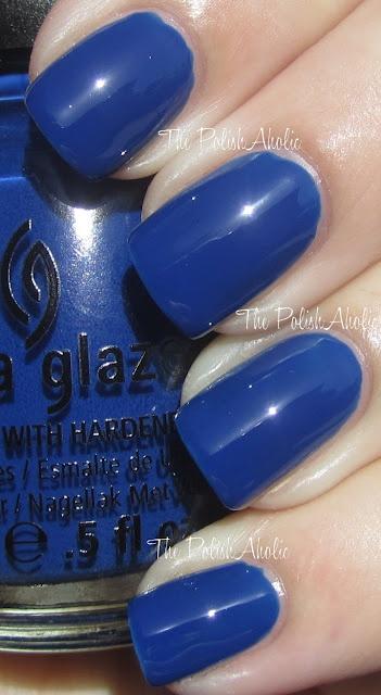 China Glaze Man Hunt (worst nail polish name ever, but a good color): Nail Polish, China Glaze, Nailpolish, Fall, Safari, Hunt'S, Swatch