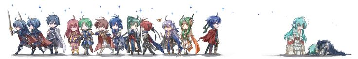 chibi fire emblem | PROTIP: Press the ← and → keys to navigate the gallery, 'g' to ...
