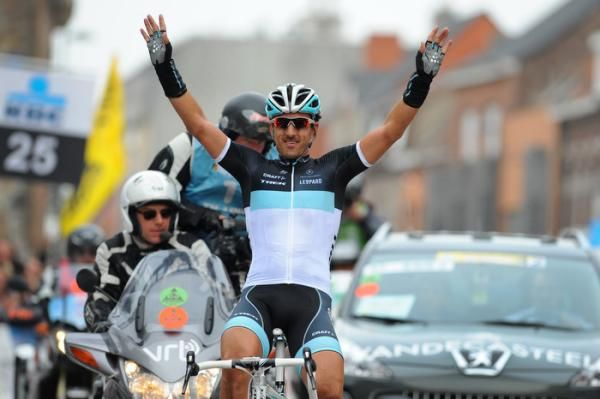Fabian Cancellara wins!
