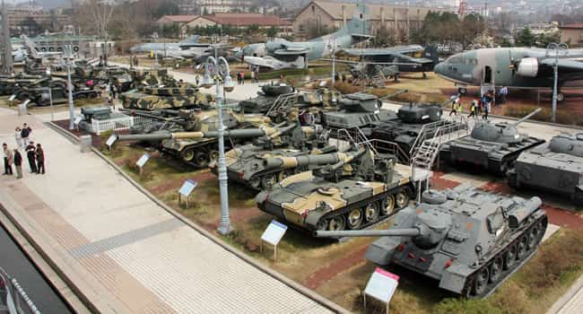 Monumen Peringatan Perang Korea - Tempat Wisata Di Korea Selatan yang Paling Populer